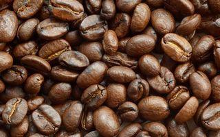 Бесплатные фото кофе,зерна,жареные,половинки,много,заставка