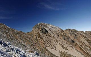 Бесплатные фото горы,вершины,камни,скалы,небо,природа