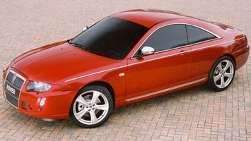 Photo free Rover, MG ZT, Rover 75
