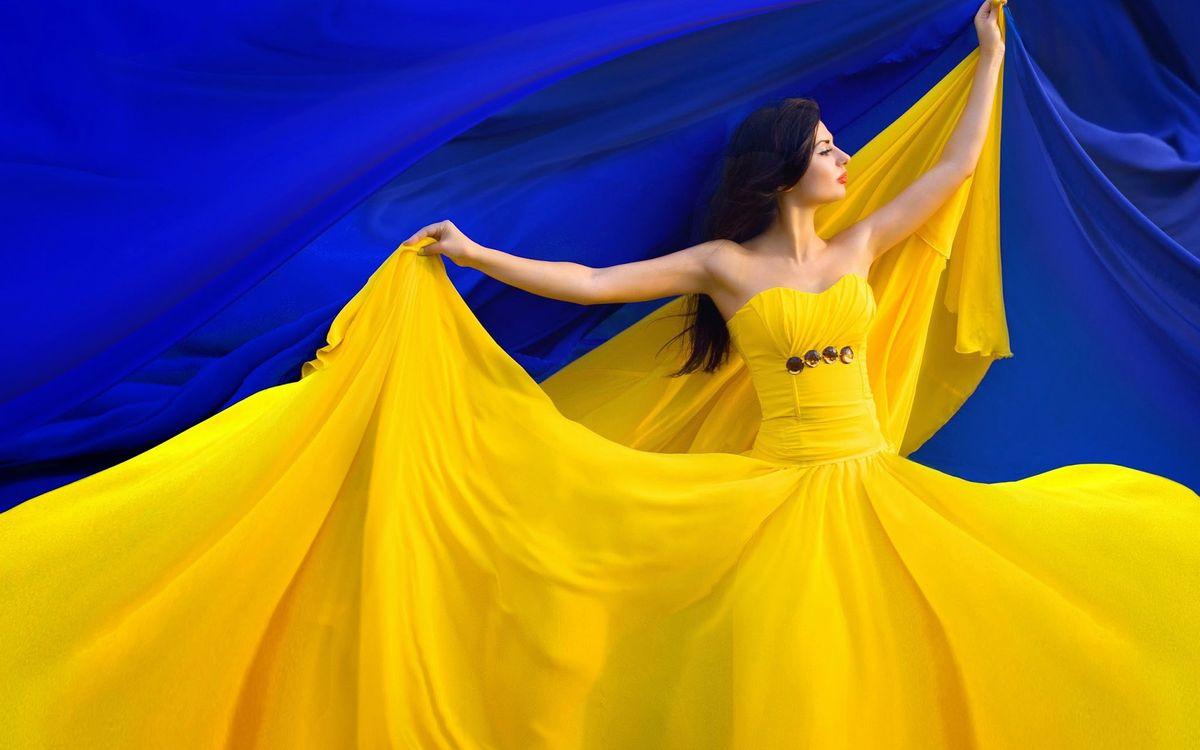 Фото бесплатно символика, флаг, Украины - на рабочий стол
