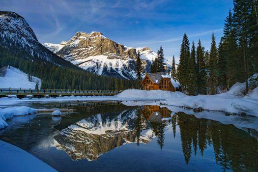 Фото бесплатно Banff National Park, Alberta, Canada
