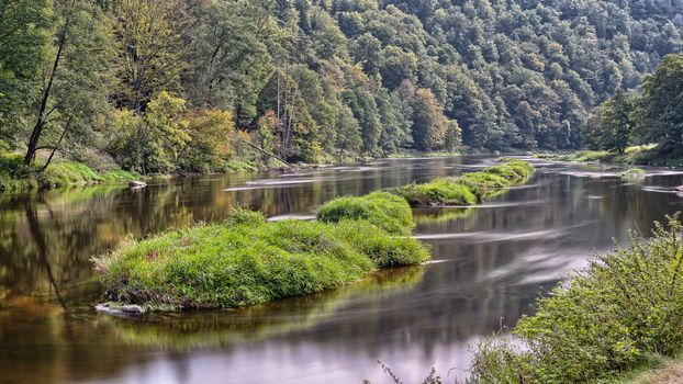 Free photo germany, river channel bach and without registration