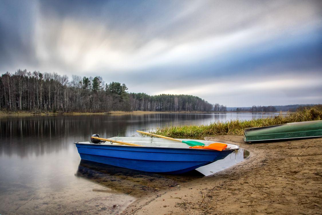 Фото бесплатно закат, озеро селигер, пейзаж - на рабочий стол