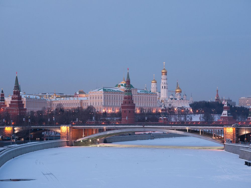 Free photo Russia, Moscow, Moscow Kremlin - to desktop