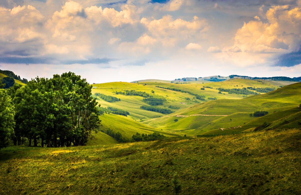 Фото бесплатно Румыния, пейзаж, горы - на рабочий стол