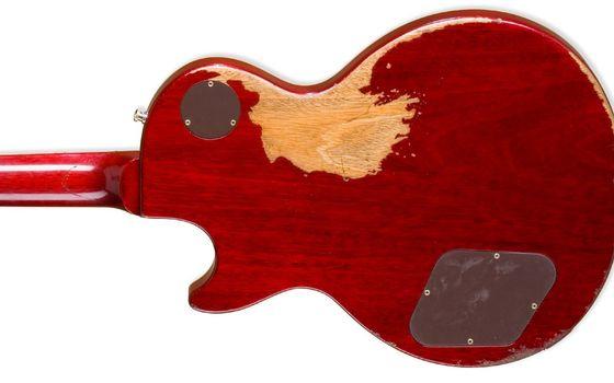 Фото бесплатно гитара, электронная, гриф