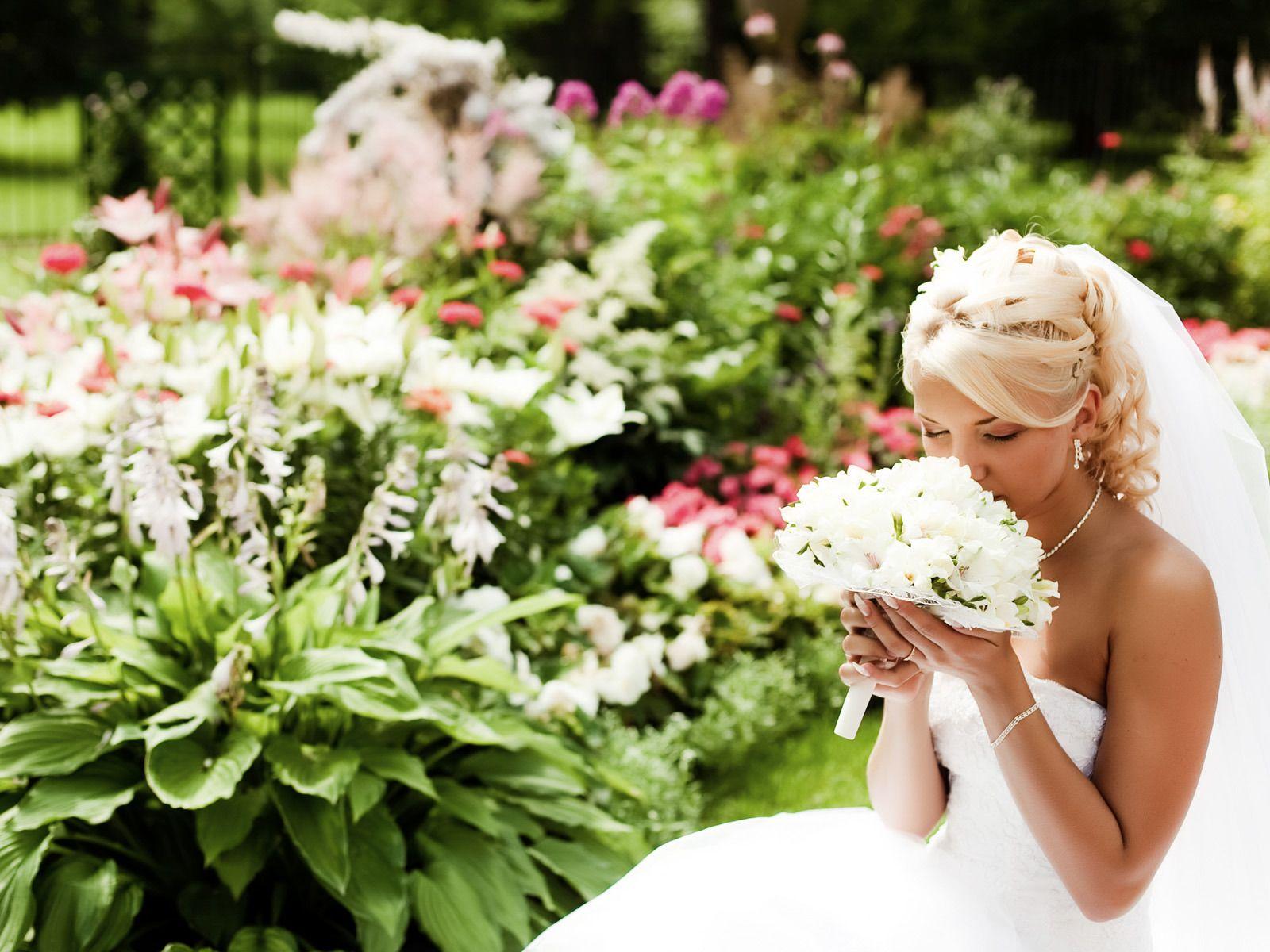 свадьба, девушка, невеста