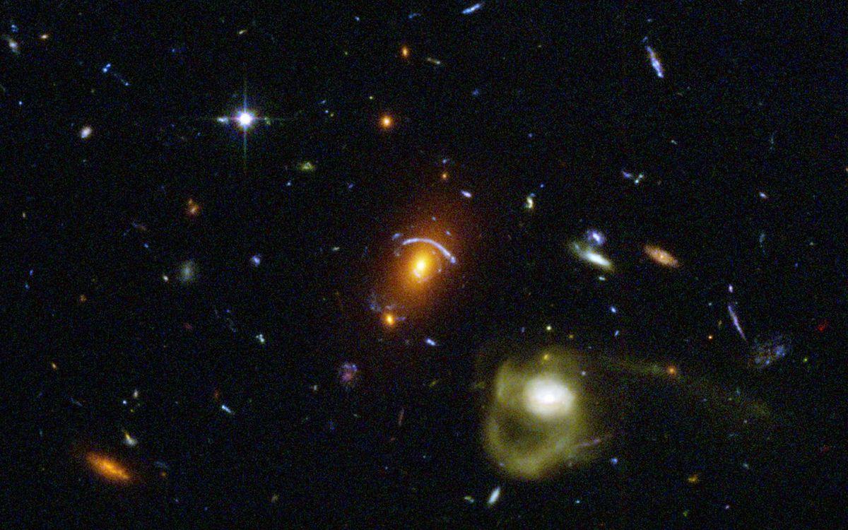 Фото бесплатно звезды, снимок, галактик - на рабочий стол