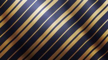 Фото бесплатно синий, золотой, полоски