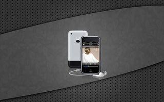Бесплатные фото айфон,апл,экран,сенсор,проигрыватель,наушники