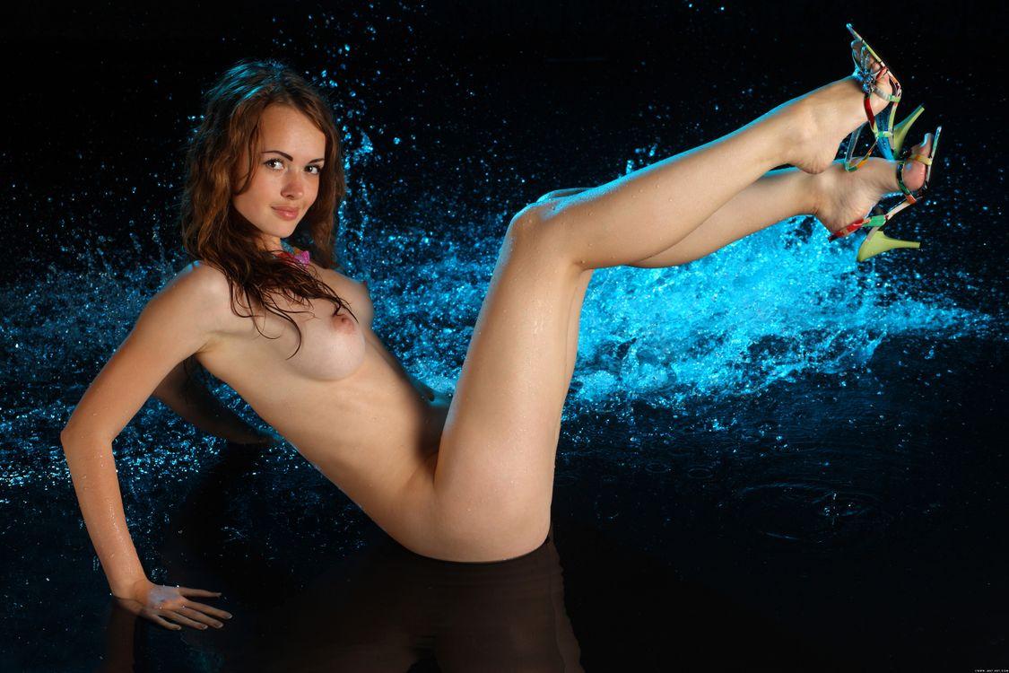 Фото бесплатно обнаженная девушка, модель, Настя е - на рабочий стол