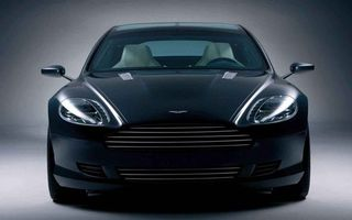 Photo free aston martin, black, headlights