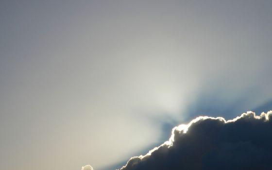 Заставки небо,облако,солнце,лучи