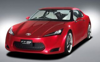Photo free toyota, red, concept