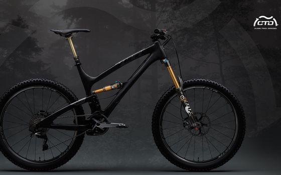 Фото бесплатно велосипед, рама, руль