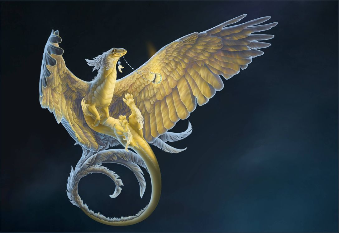 Photos for free dragon, 3d, art - to the desktop