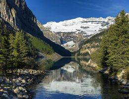 Photo free Lake Louise, Banff National Park, Alberta