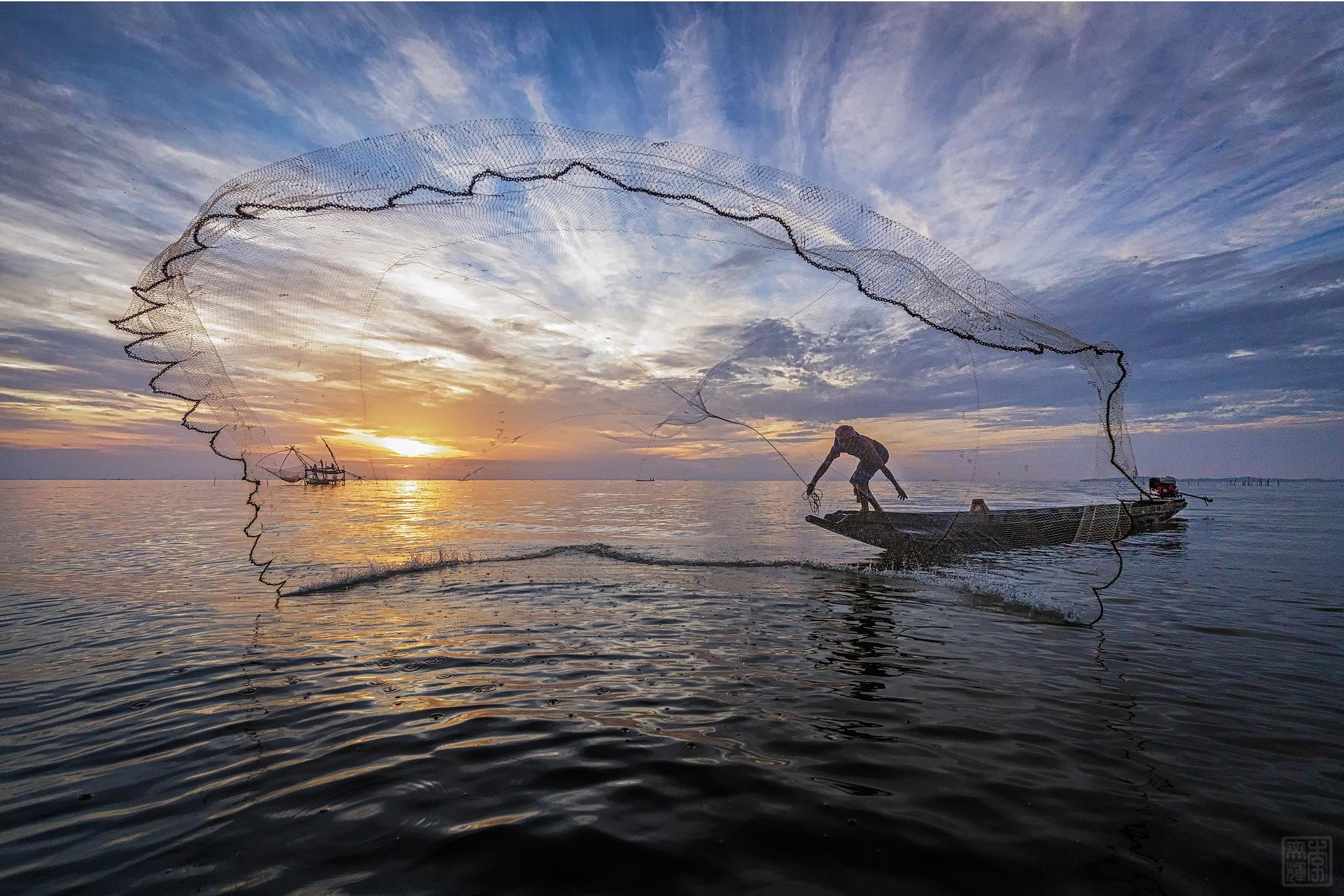 Таиланд, Восход, море