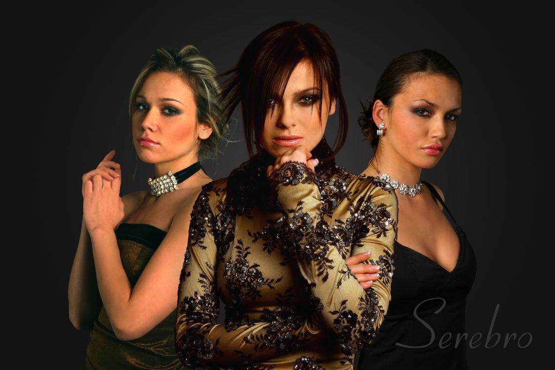Обои Участницы группы SEREBRO, девушки, красотки, певицы на телефон | картинки музыка