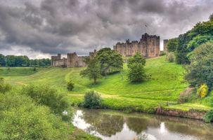 Бесплатные фото Alnwick, Northumberland, England