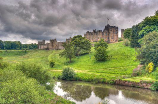 Photo free Alnwick, Northumberland, England