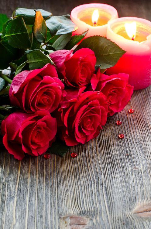 Фото бесплатно день святого валентина, день влюбленных, с днём святого валентина, с днём всех влюблённых, романтика, розы, роза, Валентинка, Валентинки, цветы