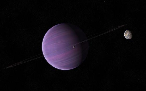 Бесплатные фото планеты,кольца,невесомость,вакуум