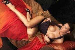 Обои Veronica Clinton, Agnes, Agnes B, Cindy, красотка, девушка, модель, голая, голая девушка, обнаженная девушка, позы, поза
