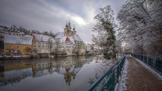 Photo free Church Of St Michael, Austria, city