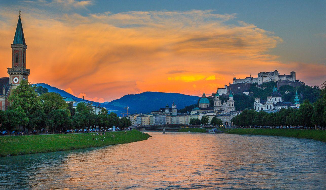 salzburg austria hd windows wallpapers - 1287×750