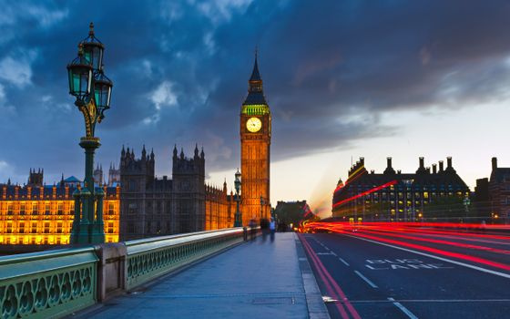Photo free London, Big Ben Clock Tower