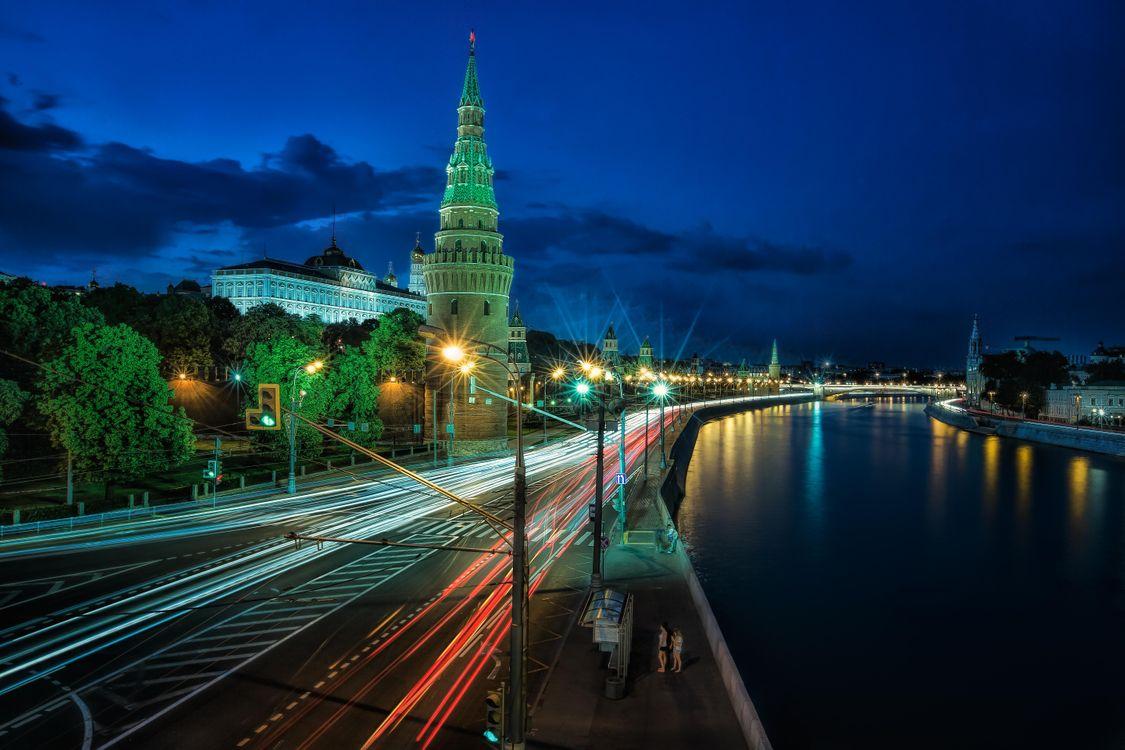 Фото бесплатно Красная площадь, Московский Кремль, Россия - на рабочий стол