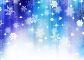 Текстура со снежинками