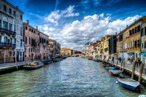 Бесплатные фото Венеция,Италия,Гранд канал