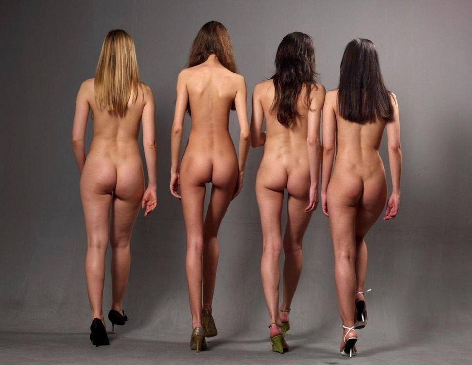 Худые женские жопы фото