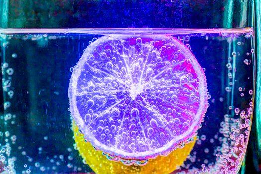 Бесплатные фото напиток,жидкость,вода,лимон,пузыри,лимонад