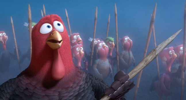 Photo pictures of cartoon turkeys: back to the future