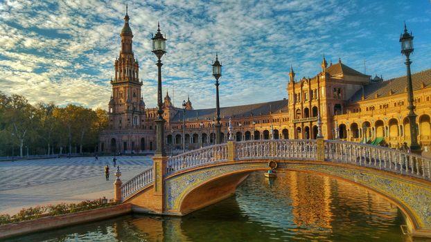 Бесплатные фото Андалусия,Испания,город