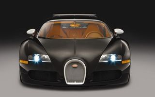 Photo free bugatti veyron, sports car, black
