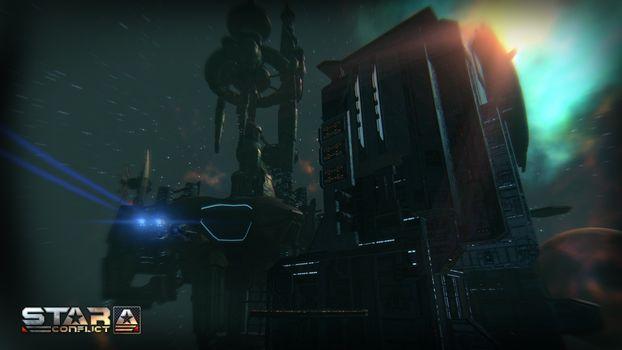 Фото бесплатно онлайн игра, MMO SPACE ACTION, Star Conflict