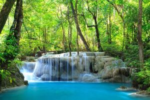Photo free Thailand, nature, waterfall