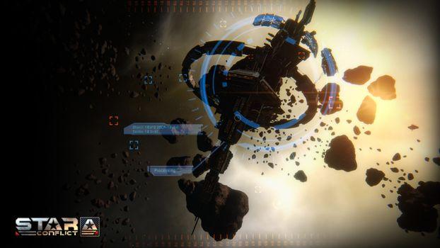 Фото бесплатно боевик, Star Conflict, MMO SPACE ACTION