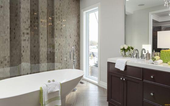 Фото бесплатно ванная, обстановка