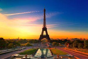 Фото бесплатно Eiffel Tower, Paris, France, Эйфелева башня, Париж, Франция