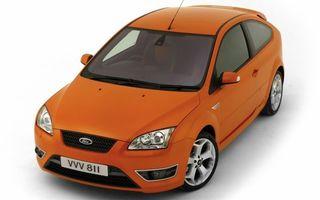 Заставки форд, оранжевый, фары, решетка, значок, диски