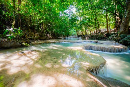 Фото бесплатно Эраван, Таиланд, Национальный парк Канчанабури