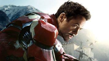 Бесплатные фото Железный человек,Тони Старк,броня,костюм,актер,Роберт Дауни младший