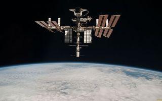 Бесплатные фото космическая станция,мкс,солнечные батареи,невесомость,орбита,планета,земля