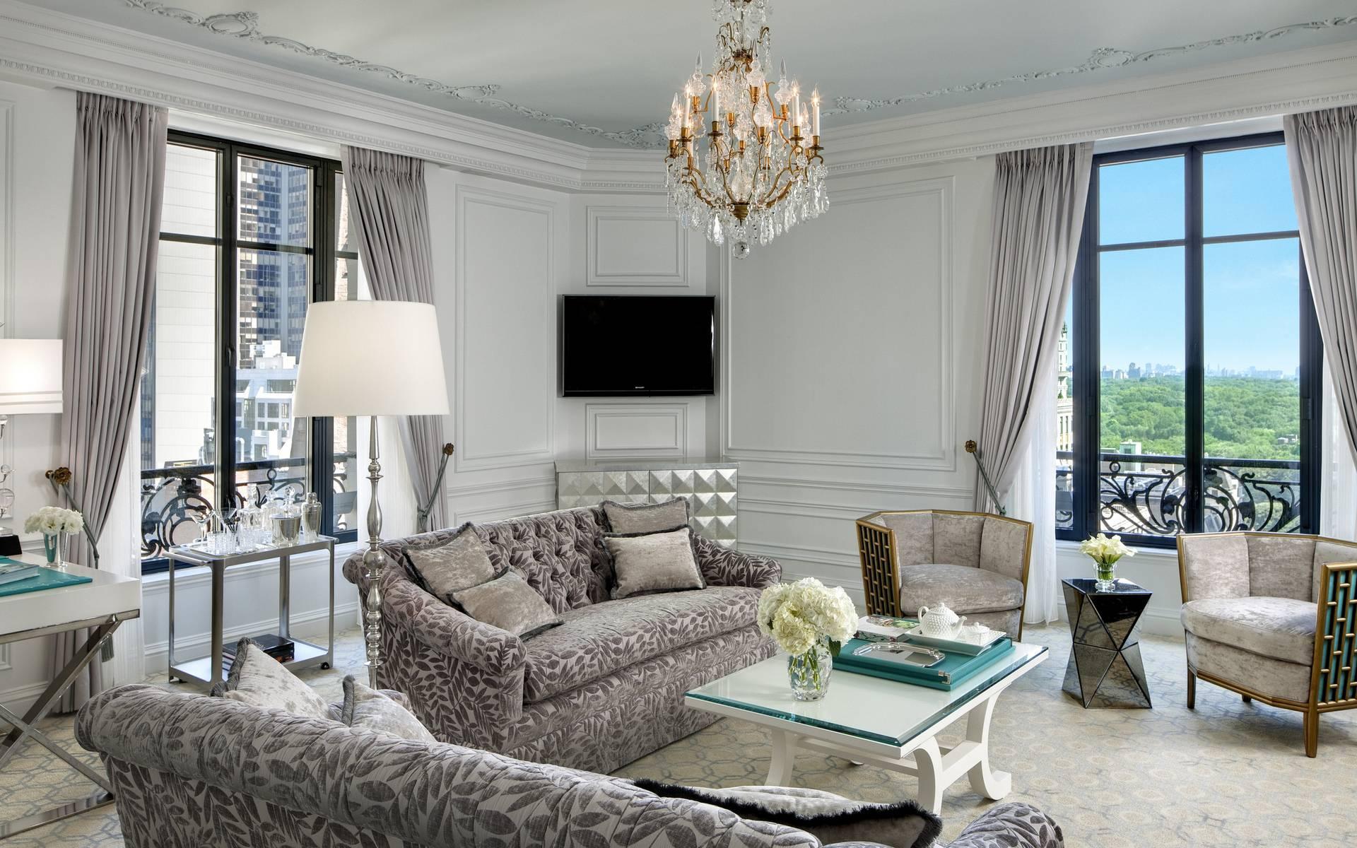 Обои гостиная, мебель, диваны, кресла