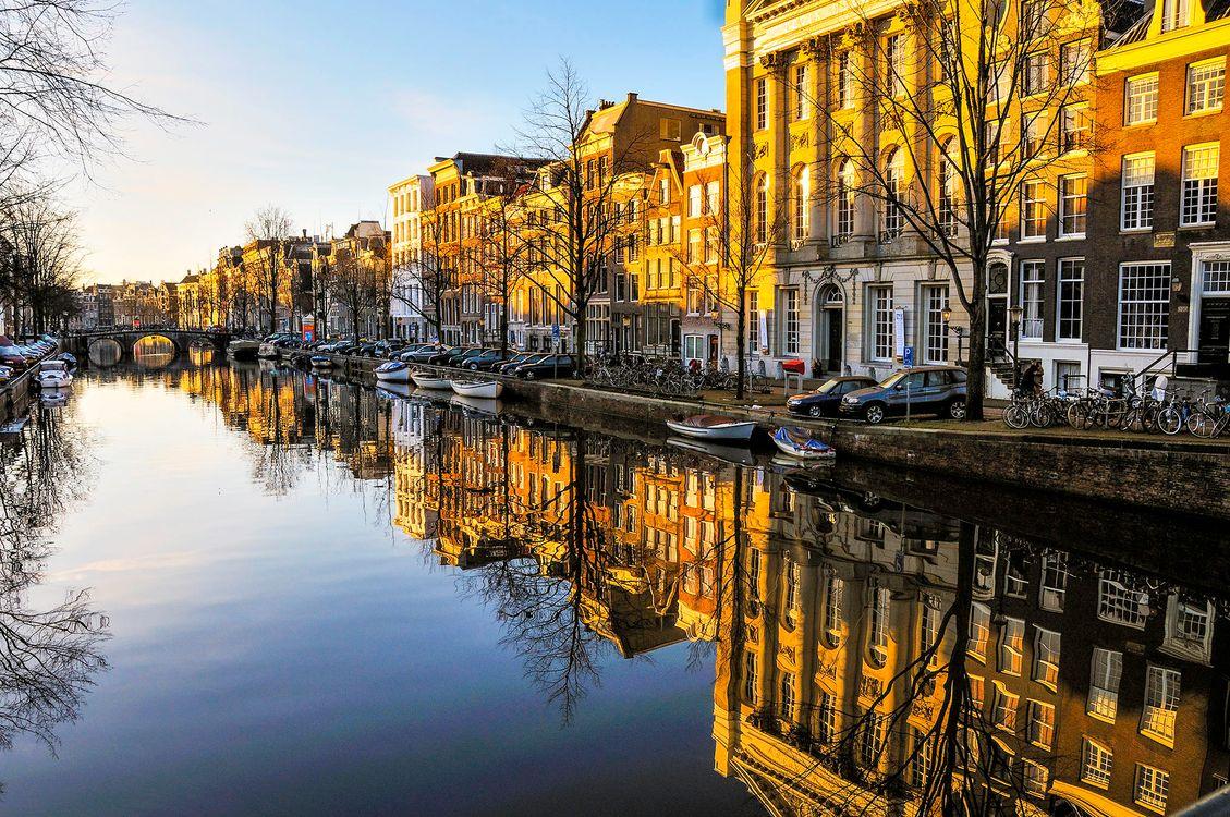 Фото бесплатно Amsterdam, Амстердам, Нидерланды - на рабочий стол
